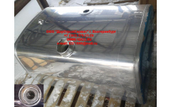 Бак топливный 400 литров алюминиевый F для самосвалов фото Нижний Новгород