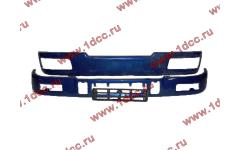 Бампер C синий верхний+нижний (в сборе) фото Нижний Новгород