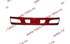 Бампер F красный пластиковый для самосвалов фото Нижний Новгород